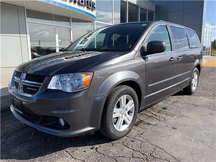 2016 Dodge Grand Caravan Crew (Stk: 22093) in Pembroke - Image 2 of 9