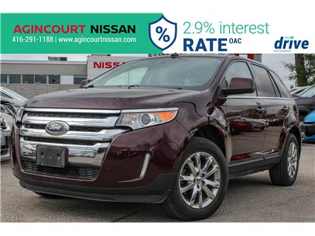 2011 Ford Edge Limited (Stk: KN162794A) in Scarborough - Image 1 of 24