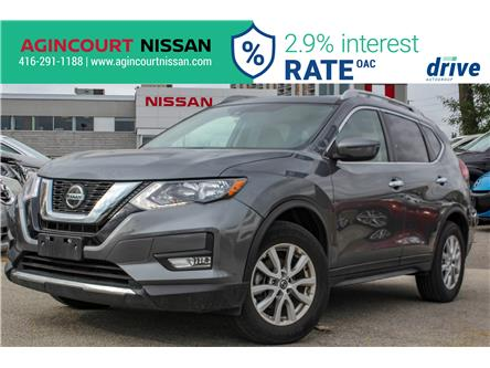 2019 Nissan Rogue SV (Stk: U12664R) in Scarborough - Image 1 of 25