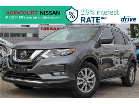 2019 Nissan Rogue SV (Stk: U12665R) in Scarborough - Image 1 of 23