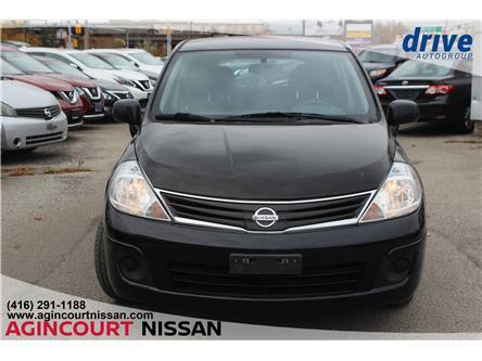 2012 Nissan Versa 1.8 SL (Stk: U12673) in Scarborough - Image 2 of 16