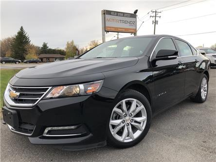 2019 Chevrolet Impala 1LT (Stk: -) in Kemptville - Image 1 of 26