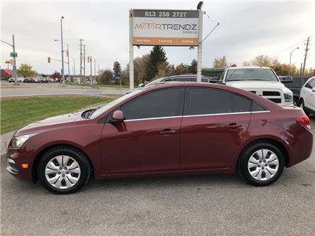 2016 Chevrolet Cruze Limited 1LT (Stk: -) in Kemptville - Image 2 of 27