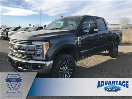 2019 Ford F-350 Lariat (Stk: K-2244) in Calgary - Image 1 of 6