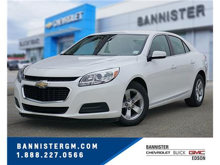 2015 Chevrolet Malibu 1LT (Stk: P19-354) in Edson - Image 1 of 14