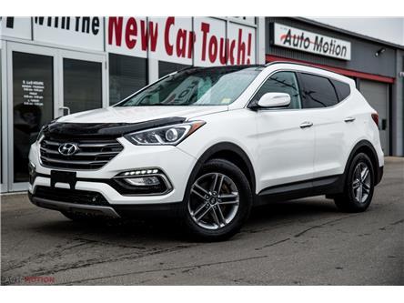 2017 Hyundai Santa Fe Sport  (Stk: 191226) in Chatham - Image 1 of 30