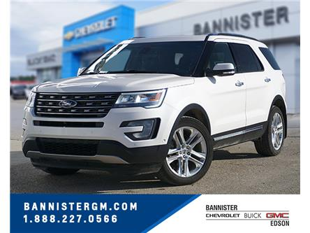 2017 Ford Explorer Limited (Stk: FORD) in Edson - Image 1 of 17