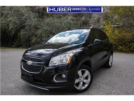 2014 Chevrolet Trax LTZ (Stk: N52319A) in Penticton - Image 1 of 22