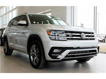 2019 Volkswagen Atlas 3.6 FSI Highline (Stk: 69385) in Saskatoon - Image 1 of 27