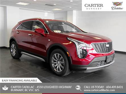 2019 Cadillac XT4 Premium Luxury (Stk: C9-63980) in Burnaby - Image 1 of 24