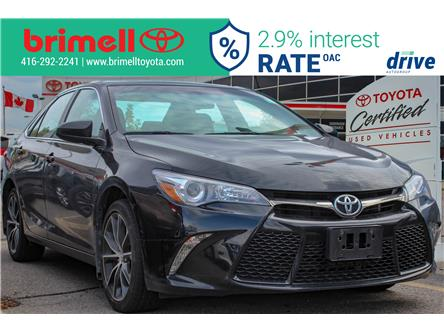 2017 Toyota Camry XSE (Stk: 10069) in Scarborough - Image 1 of 13