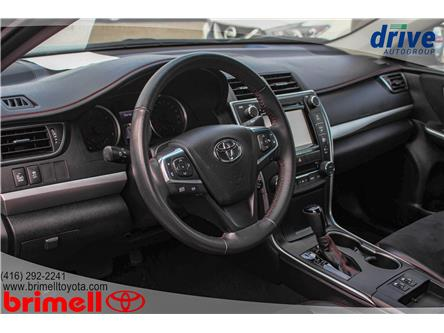 2017 Toyota Camry XSE (Stk: 10069) in Scarborough - Image 2 of 13
