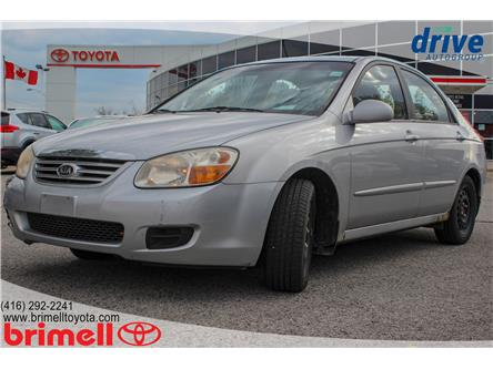2007 Kia Spectra LX (Stk: 206767A) in Scarborough - Image 2 of 13