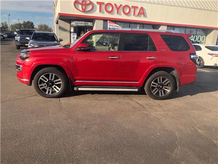 2016 Toyota 4Runner SR5 (Stk: P0055980) in Cambridge - Image 1 of 16