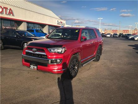 2016 Toyota 4Runner SR5 (Stk: P0055980) in Cambridge - Image 2 of 16