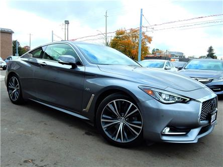 2017 Infiniti Q60 2.0T (Stk: JN1CV7) in Kitchener - Image 1 of 25