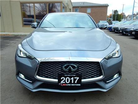 2017 Infiniti Q60 2.0T (Stk: JN1CV7) in Kitchener - Image 2 of 25