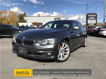 2016 BMW 328i xDrive (Stk: T74873) in Ottawa - Image 1 of 26