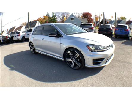 2017 Volkswagen Golf R 2.0 TSI (Stk: 100620) in Ottawa - Image 2 of 25