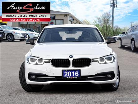 2016 BMW 320i xDrive (Stk: 16M3SP1) in Scarborough - Image 2 of 28