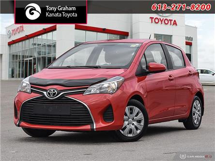 2016 Toyota Yaris  (Stk: M2753) in Ottawa - Image 1 of 26