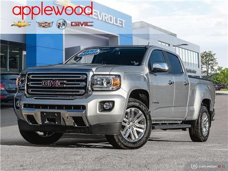 2019 GMC Canyon SLT (Stk: GH19079) in Mississauga - Image 1 of 26