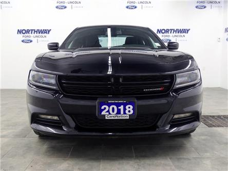 2018 Dodge Charger GT | AWD | NAV | PWR HTD SEATS | SUNROOF | (Stk: DR512) in Brantford - Image 2 of 42