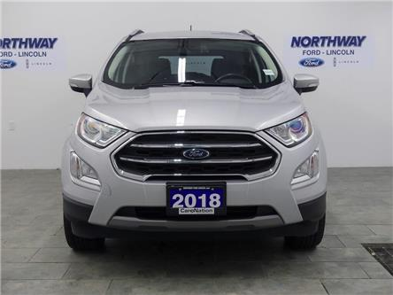 2018 Ford EcoSport Titanium | AWD | NAV | HTD LEATHER | SUNROOF | (Stk: DR562) in Brantford - Image 2 of 39