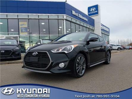 2016 Hyundai Veloster Turbo (Stk: 9528TA) in Edmonton - Image 1 of 20