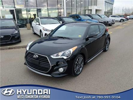 2016 Hyundai Veloster Turbo (Stk: 9528TA) in Edmonton - Image 2 of 20