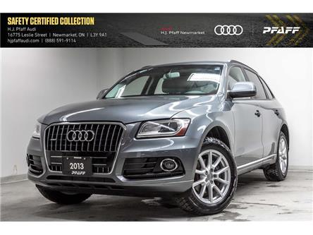 2013 Audi Q5 2.0T (Stk: 53408A) in Newmarket - Image 1 of 21