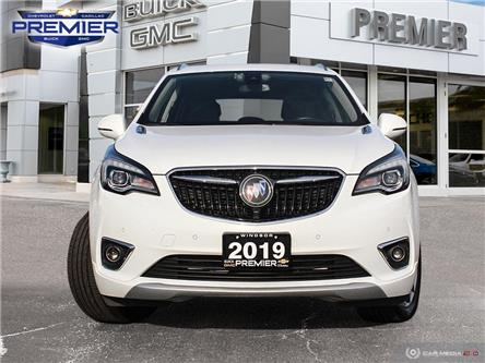 2019 Buick Envision Premium II (Stk: P19272) in Windsor - Image 2 of 29