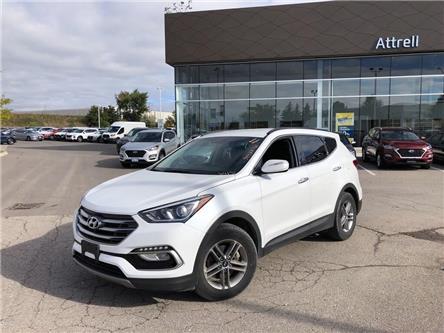 2018 Hyundai Santa Fe Sport Premium (Stk: 5XYZUD) in Brampton - Image 1 of 17
