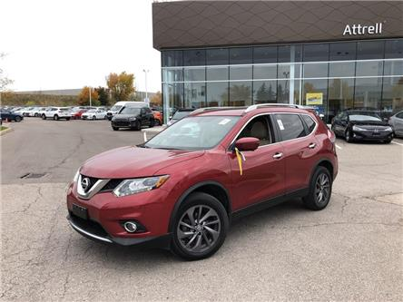 2016 Nissan Rogue S (Stk: 5N1AT2) in Brampton - Image 1 of 21