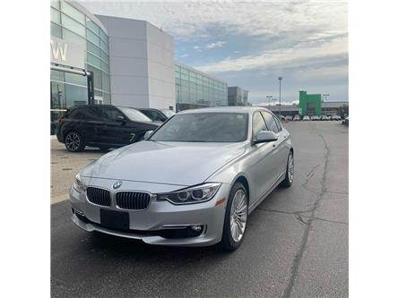 2015 BMW 328i xDrive (Stk: DB5756A) in Oakville - Image 1 of 10