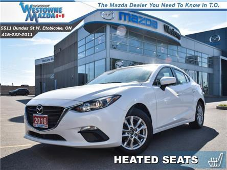 2016 Mazda Mazda3 GS (Stk: P4020) in Etobicoke - Image 1 of 28