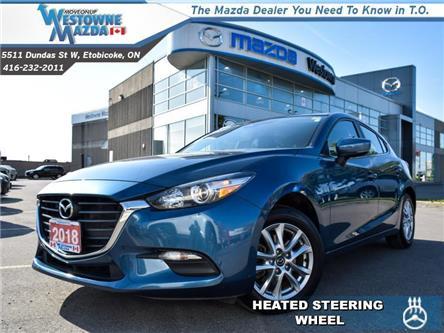 2018 Mazda Mazda3 Sport GS (Stk: P4029) in Etobicoke - Image 1 of 27