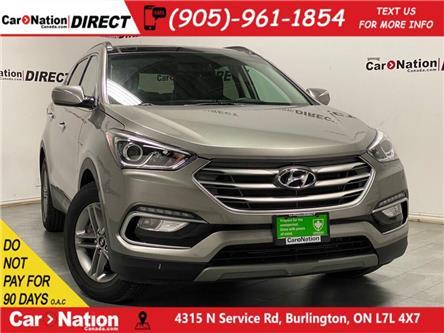 2018 Hyundai Santa Fe Sport  (Stk: DRD2751) in Burlington - Image 1 of 40