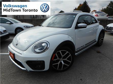 2018 Volkswagen Beetle 2.0 TSI Dune (Stk: W0877A) in Toronto - Image 1 of 26