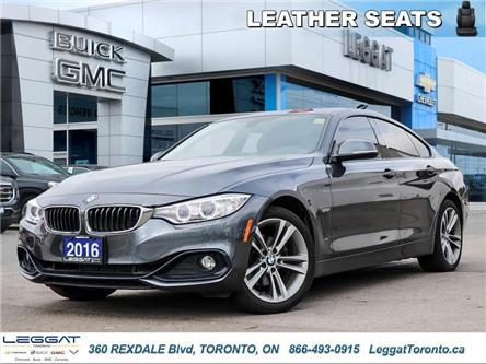2016 BMW 428i xDrive Gran Coupe (Stk: 121058A) in Etobicoke - Image 1 of 30