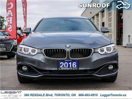 2016 BMW 428i xDrive Gran Coupe (Stk: 121058A) in Etobicoke - Image 2 of 30