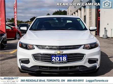 2018 Chevrolet Malibu LT (Stk: T11653) in Etobicoke - Image 2 of 28