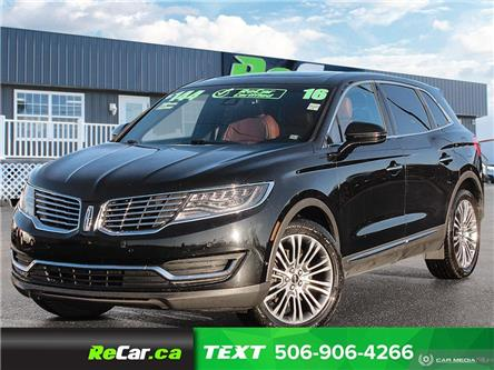 2016 Lincoln MKX Reserve (Stk: 191226A) in Saint John - Image 1 of 23