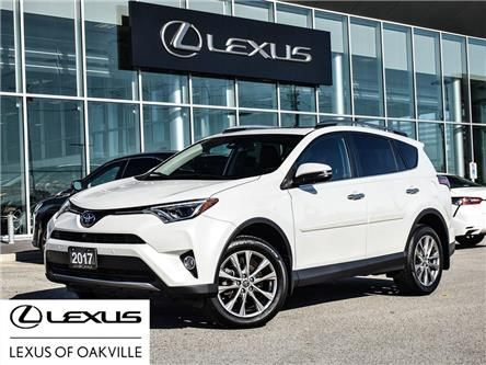 2017 Toyota RAV4 Limited (Stk: 20124A) in Oakville - Image 1 of 21