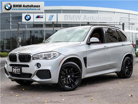 2017 BMW X5 xDrive35i (Stk: 20079A) in Thornhill - Image 1 of 33