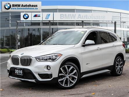 2016 BMW X1 xDrive28i (Stk: P9197) in Thornhill - Image 1 of 29