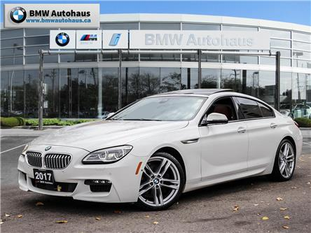 2017 BMW 650 Gran Coupe  (Stk: P9202) in Thornhill - Image 1 of 26