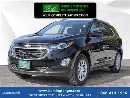 2020 Chevrolet Equinox LT (Stk: 20-108) in Leamington - Image 1 of 29