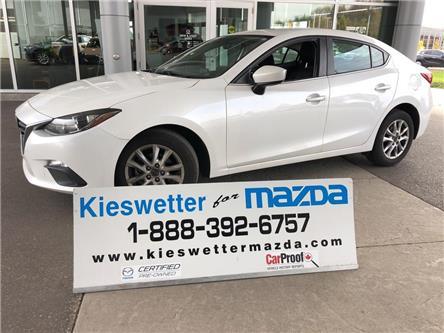 2016 Mazda Mazda3 GS (Stk: U3904) in Kitchener - Image 1 of 26