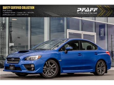 2017 Subaru WRX Sport-tech (Stk: SU0122) in Guelph - Image 1 of 22